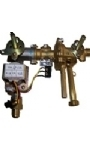 Gas/water valve assembly for Cointra Optima COB-14 | Waterheater.shop