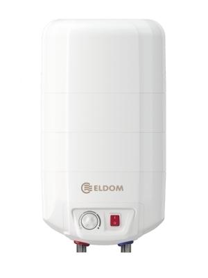Eldom boiler 15 liter over-sink-model 2 Kw. pressurised.