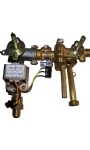 Gas/water assembly valve for Cointra CMB-5 / COB-5 | Waterheater.shop